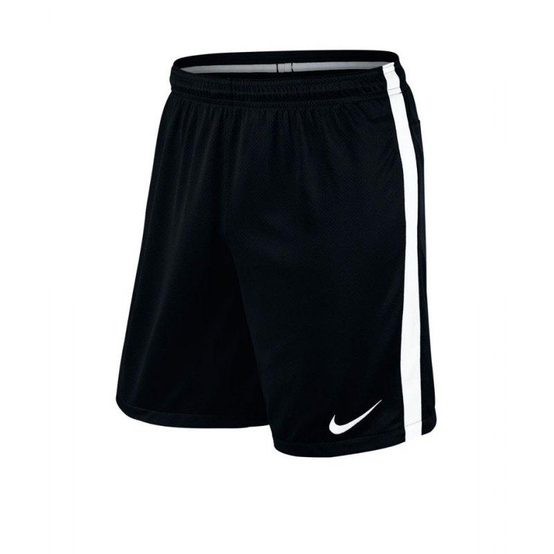 Nike Squad 17 Dry Knit Short Kids Schwarz F010 - schwarz
