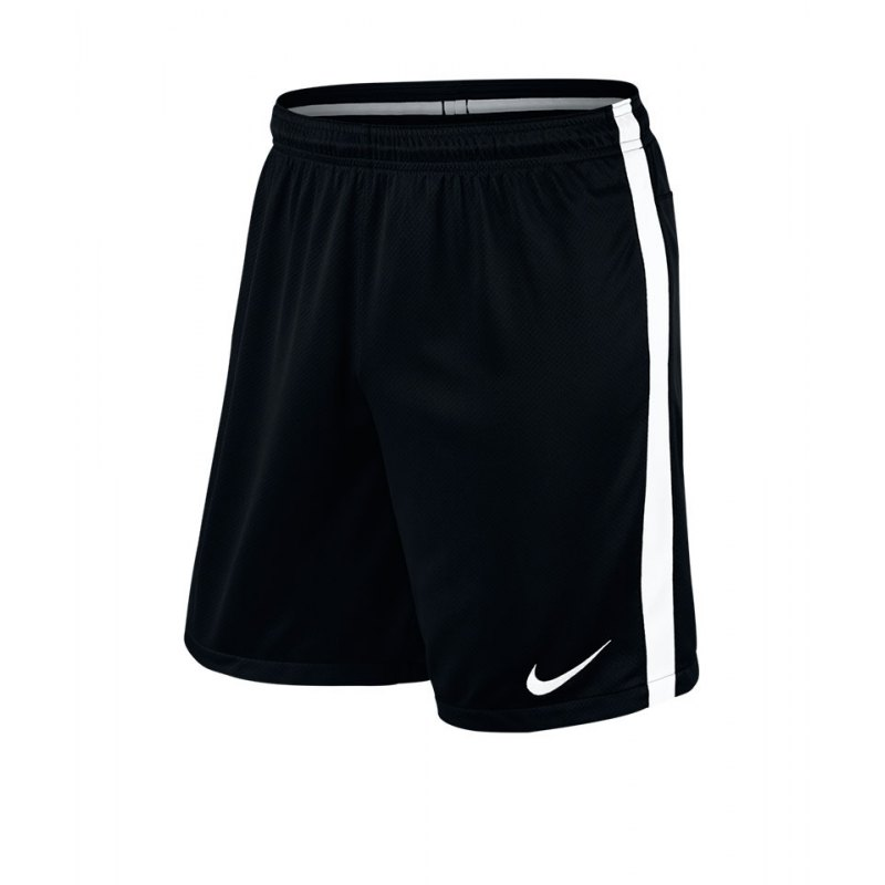 nike squad 17 dry knit short schwarz weiss f010. Black Bedroom Furniture Sets. Home Design Ideas