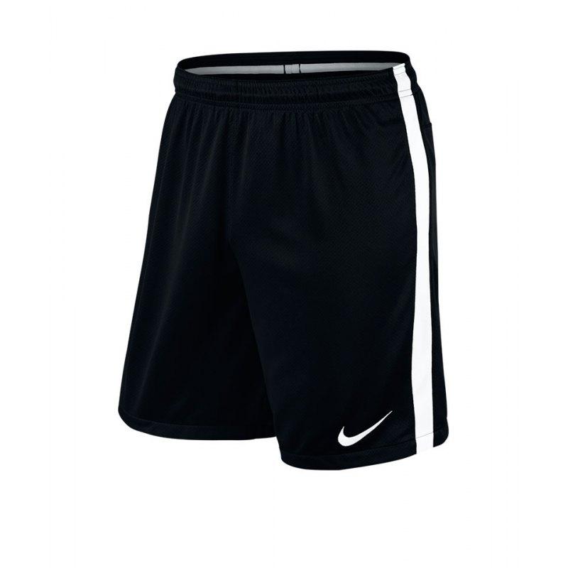 Nike Squad 17 Dry Knit Short Schwarz Weiss F010 - schwarz