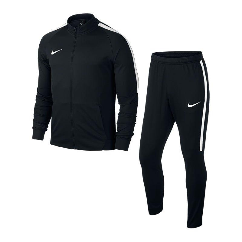 Nike Squad 17 Dry Trainingsanzug Kids Schwarz F010 - schwarz