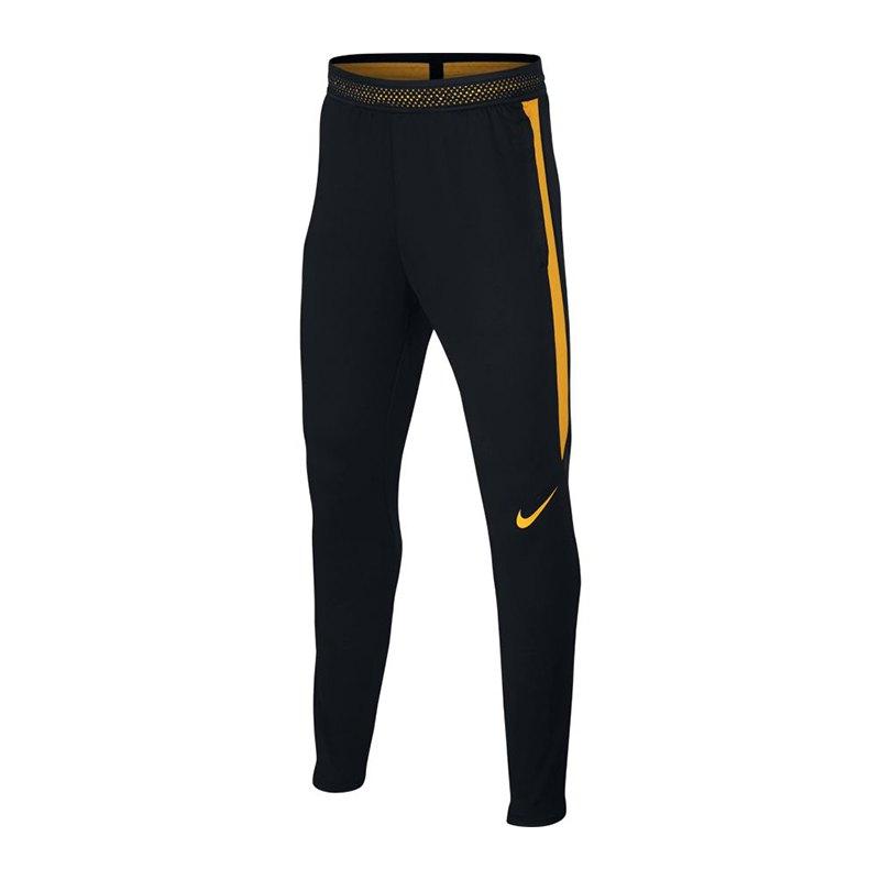 Nike Strike Football Pant Hose lang Kids F013 - schwarz