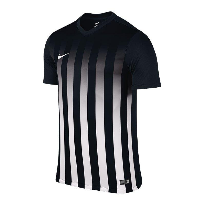 Nike Striped Division II Trikot kurzarm F010 - schwarz