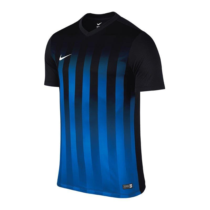 Nike Striped Division II Trikot kurzarm F011 - schwarz