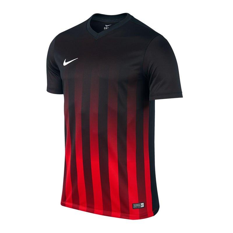 Nike Striped Division II Trikot kurzarm F012 - schwarz