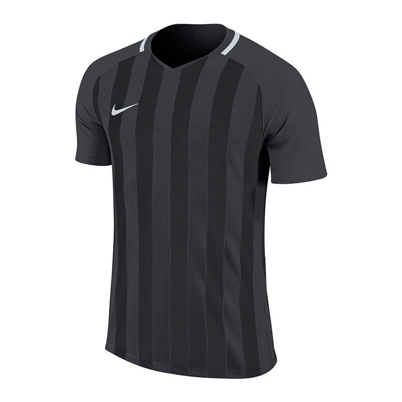 Nike Striped Division III Trikot kurzarm F060 - schwarz