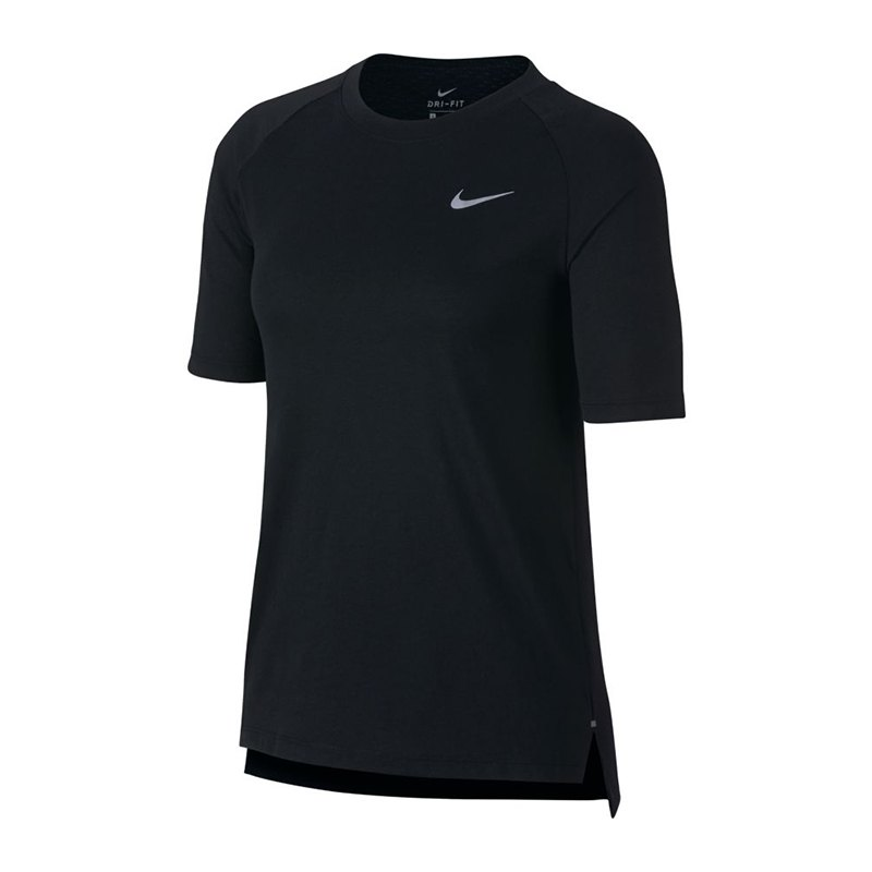 nike tailwind top t shirt running damen f010 shirt. Black Bedroom Furniture Sets. Home Design Ideas