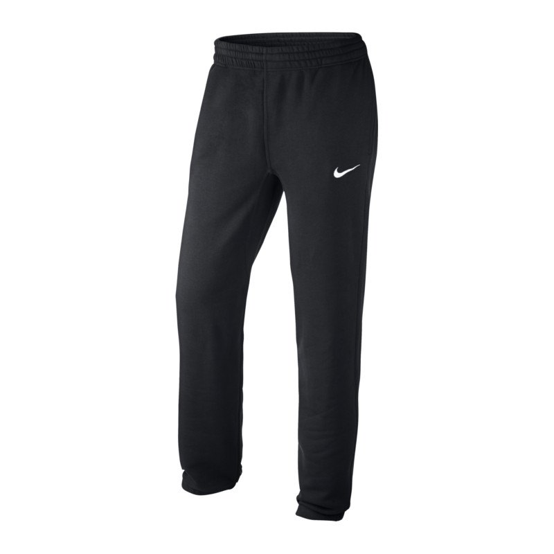 Nike Team Club Cuff Pant Hose lang Kids F010 - schwarz