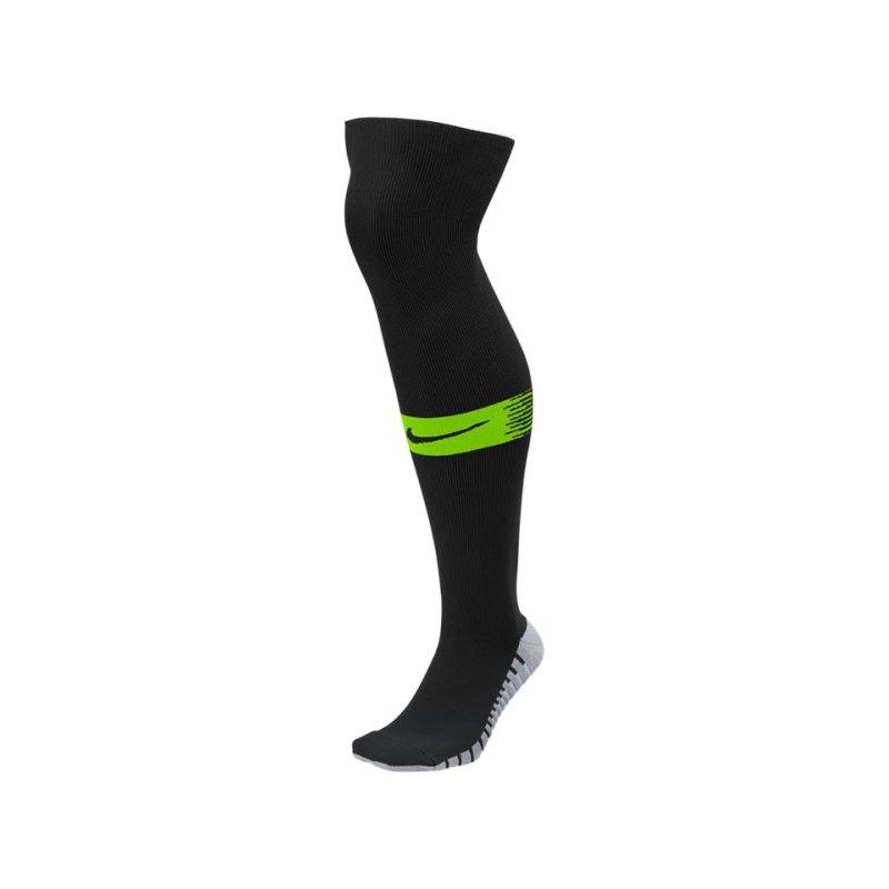 Nike Team Matchfit OTC Sockenstutzen Schwarz F013 - schwarz