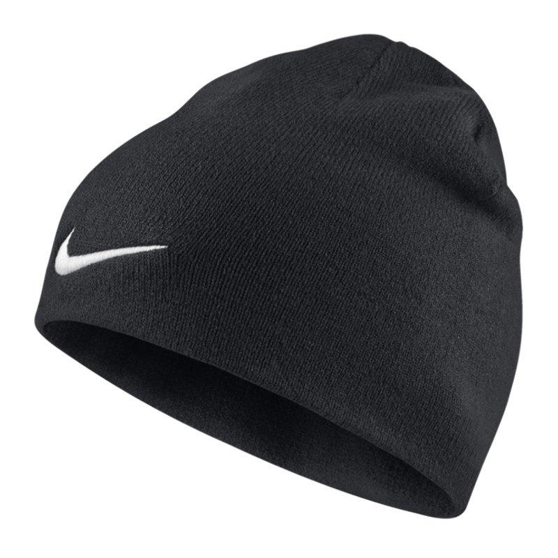 Nike Team Performance Beanie Mütze Schwarz F010 - schwarz