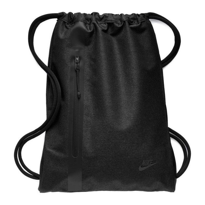 nike tech gymsack sportbeutel schwarz f010 gymsack. Black Bedroom Furniture Sets. Home Design Ideas