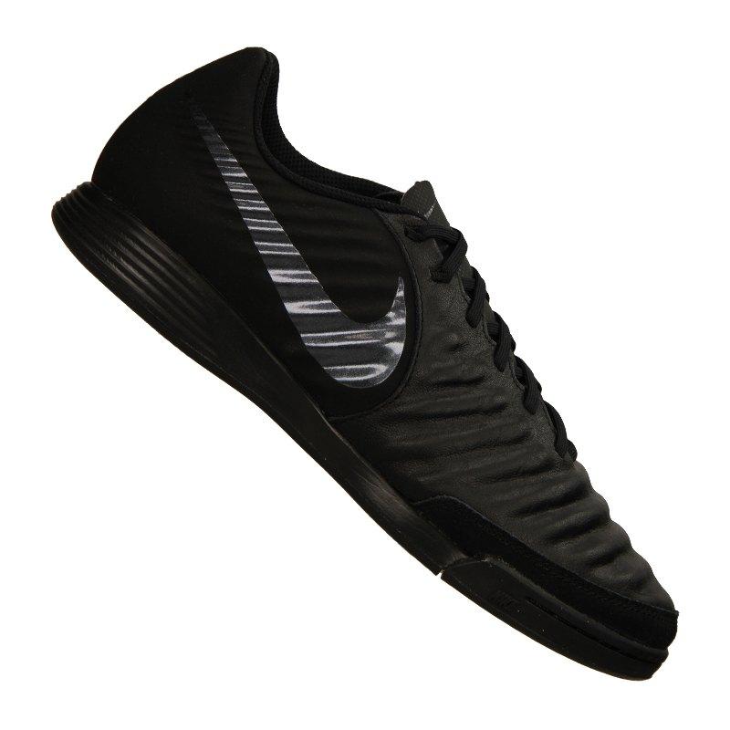 Nike Tiempo LegendX VII Academy IC Schwarz F001 - schwarz