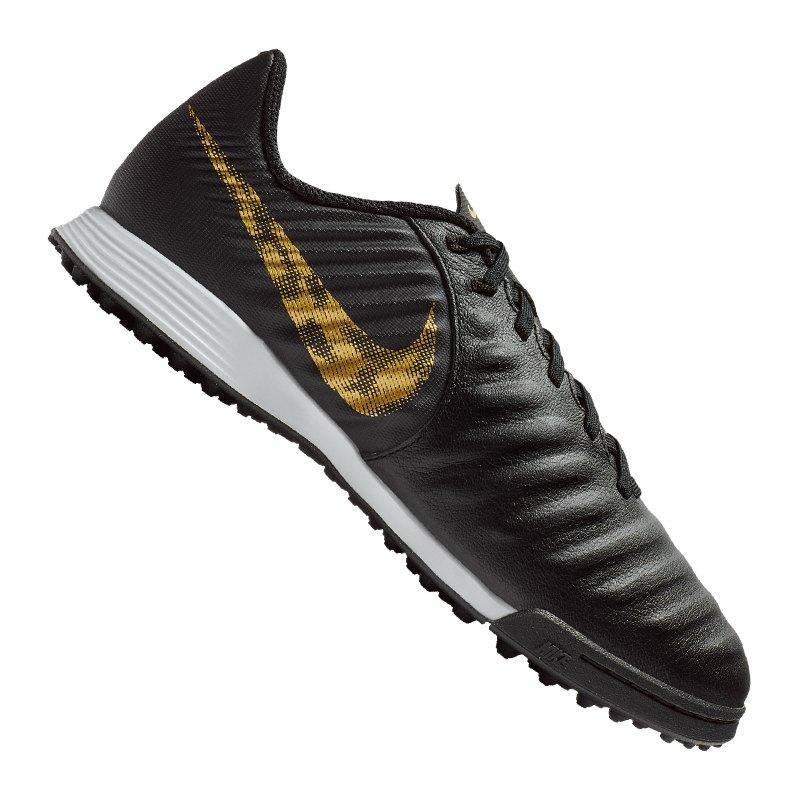 Nike Tiempo LegendX VII Academy TF Kids F077 - schwarz
