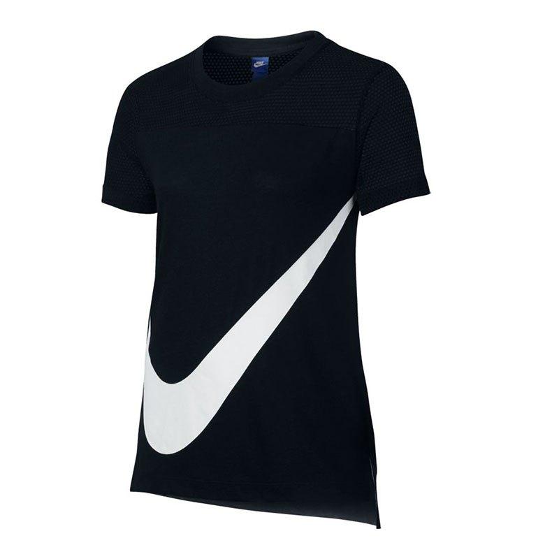 Nike Top T-Shirt Kids Schwarz F010   T-Shirt   Freizeitshirt   Lifestyle