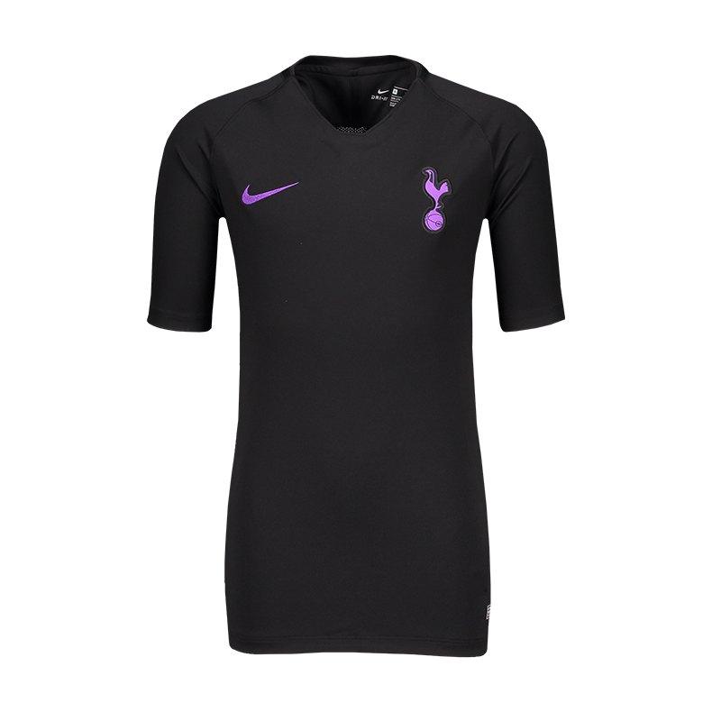 Nike Tottenham Hotspur Breathe Squad T-Shirt F010 - schwarz