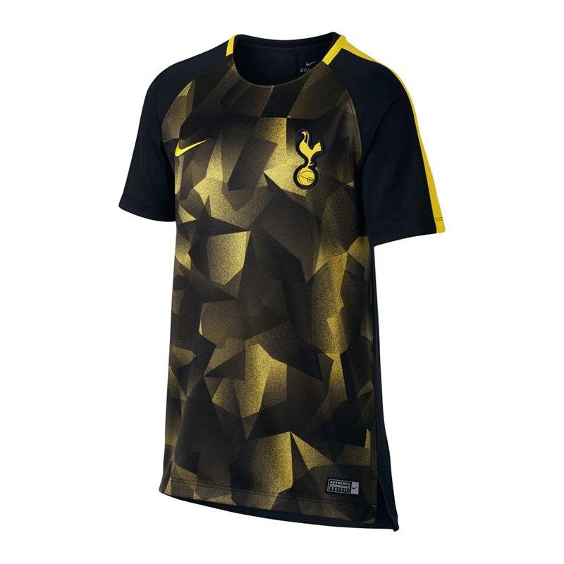 Nike Tottenham Hotspur Dry Squad Top T-Shirt F010 - schwarz