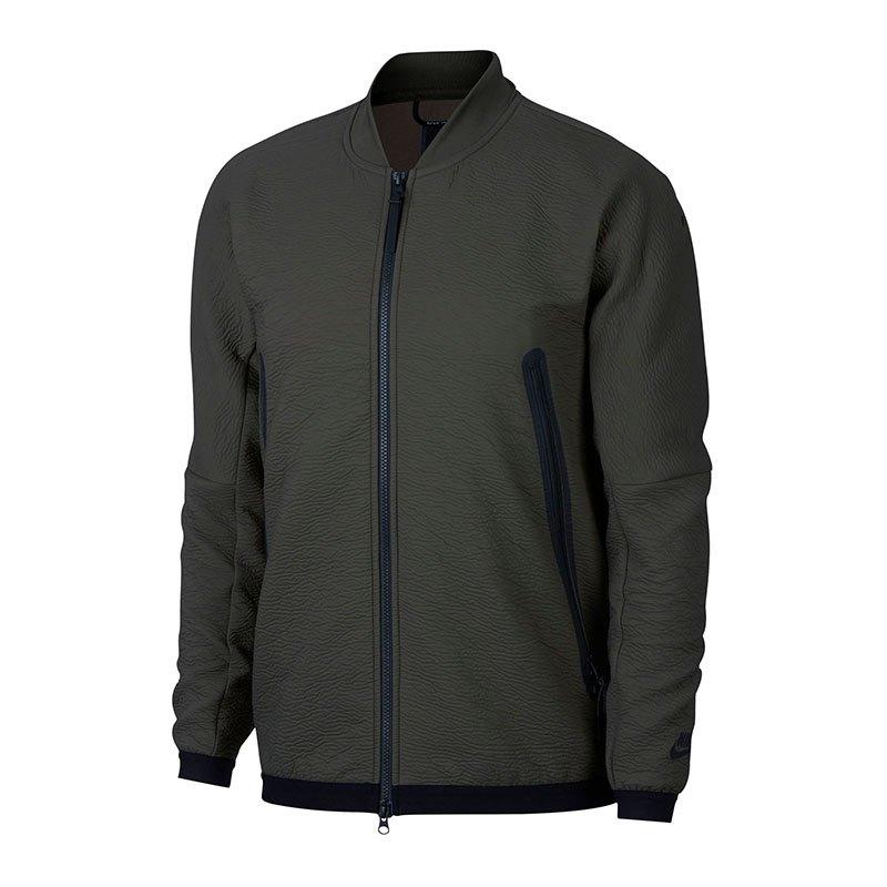 Nike Track Woven Jacke Schwarz F001 - schwarz