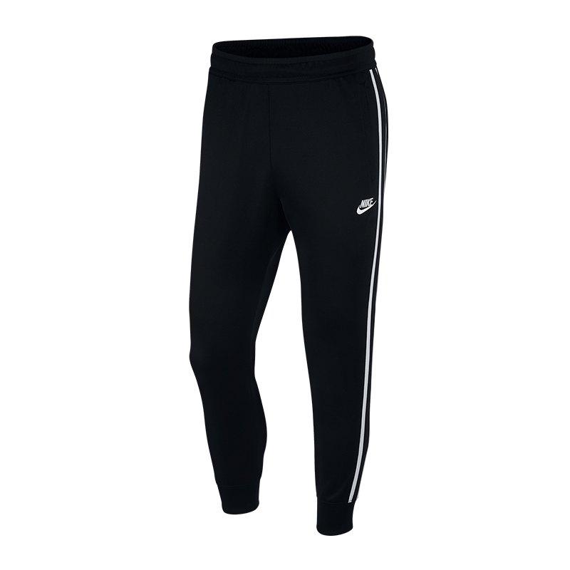 Nike Tribute Jogginghose Schwarz F010 - schwarz