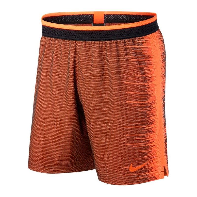 nike vapor knit strike short schwarz orange f010. Black Bedroom Furniture Sets. Home Design Ideas