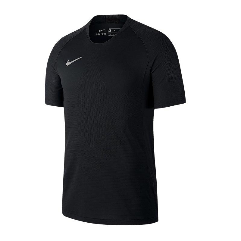 Nike Vaporknit II Trikot kurzarm Schwarz F010 - schwarz