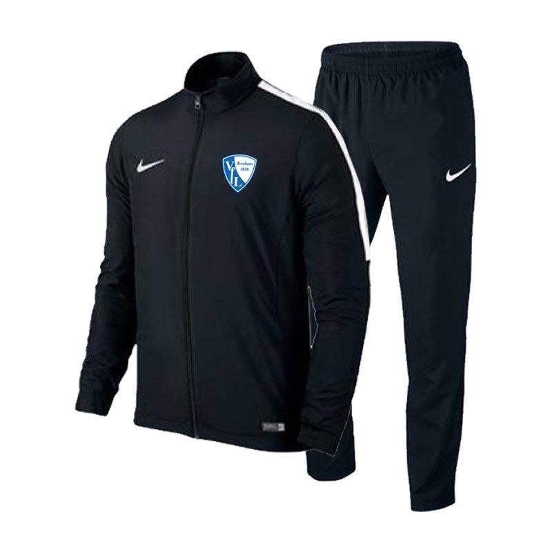 Nike VfL Bochum Präsentationsanzug Kids F010 - schwarz