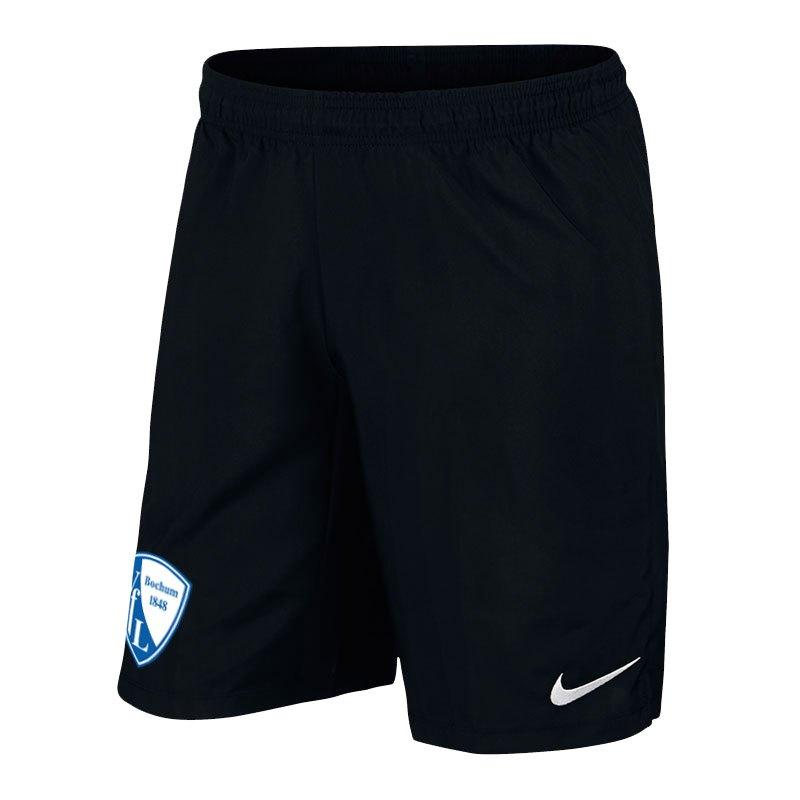 Nike VfL Bochum Short Away 2018/2019 Schwarz F010 - schwarz