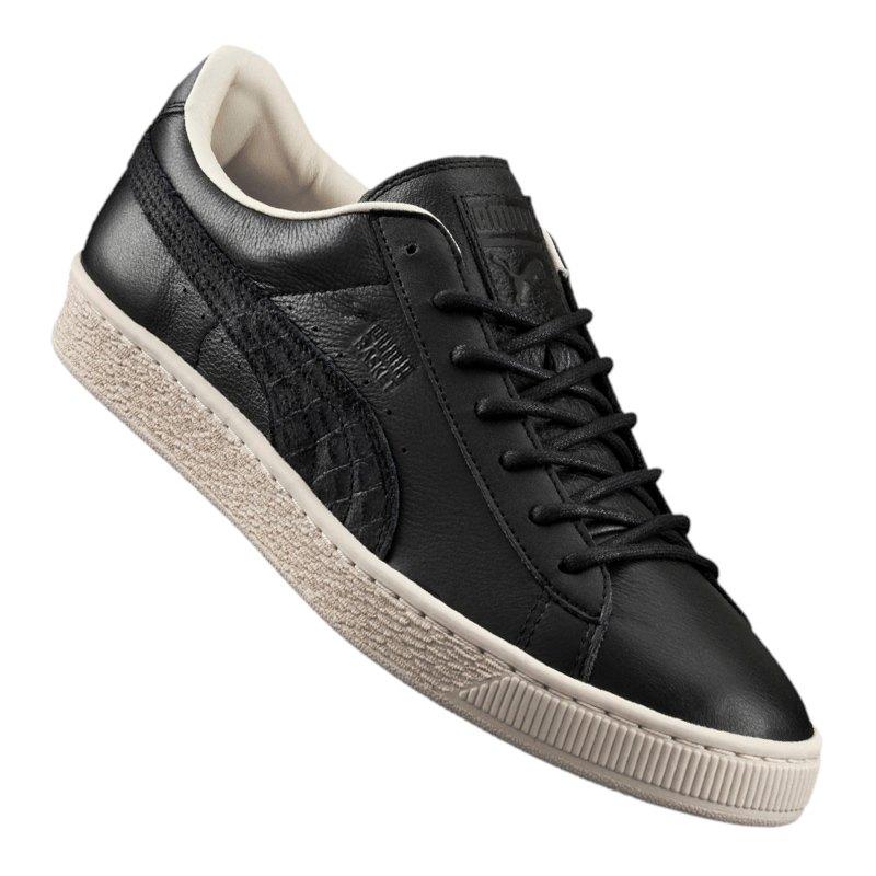 puma basket classic citi sneaker schwarz f04 schwarz. Black Bedroom Furniture Sets. Home Design Ideas