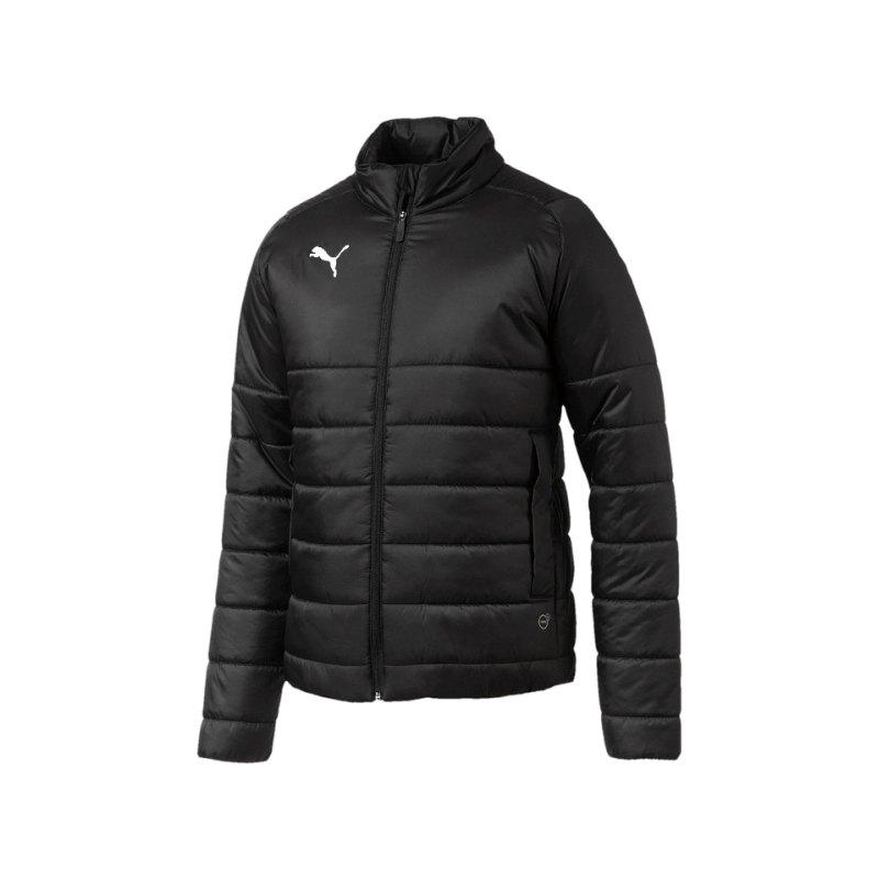 PUMA LIGA Casuals Padded Jacket Jacke F003 - schwarz