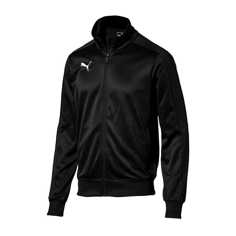 PUMA LIGA Casuals Top Trainingsjacke Kids F03 - schwarz