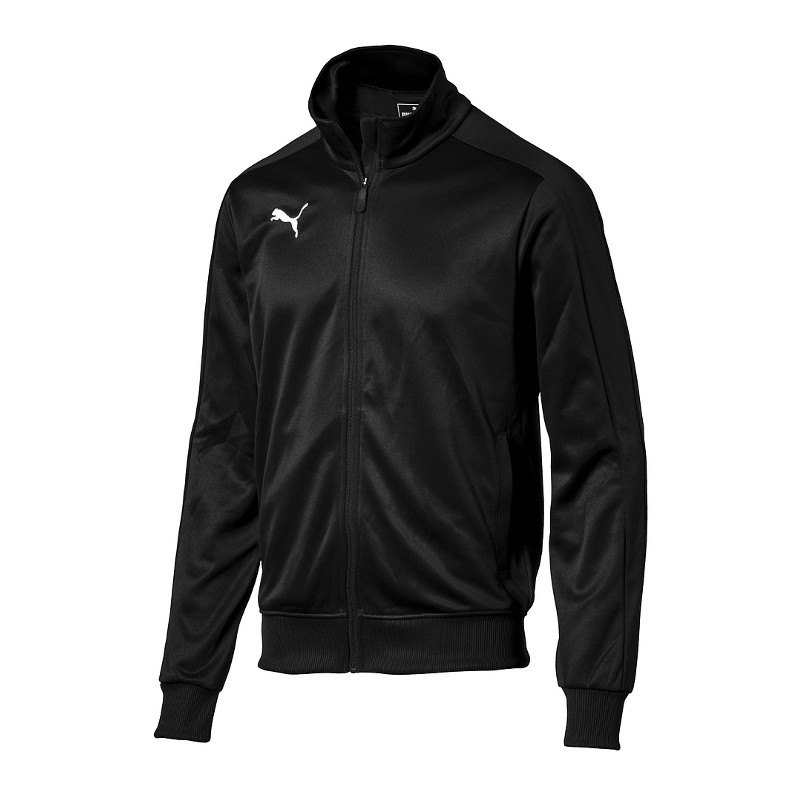 PUMA LIGA Casuals Track Top Trainingsjacke F03 - schwarz
