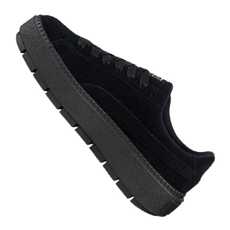 puma platform trace sneaker damen training alltag. Black Bedroom Furniture Sets. Home Design Ideas