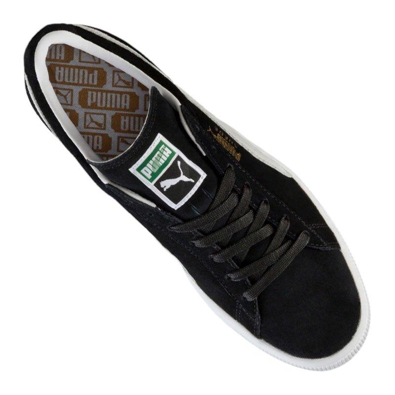 puma suede classic sneaker schwarz weiss f03 schwarz. Black Bedroom Furniture Sets. Home Design Ideas