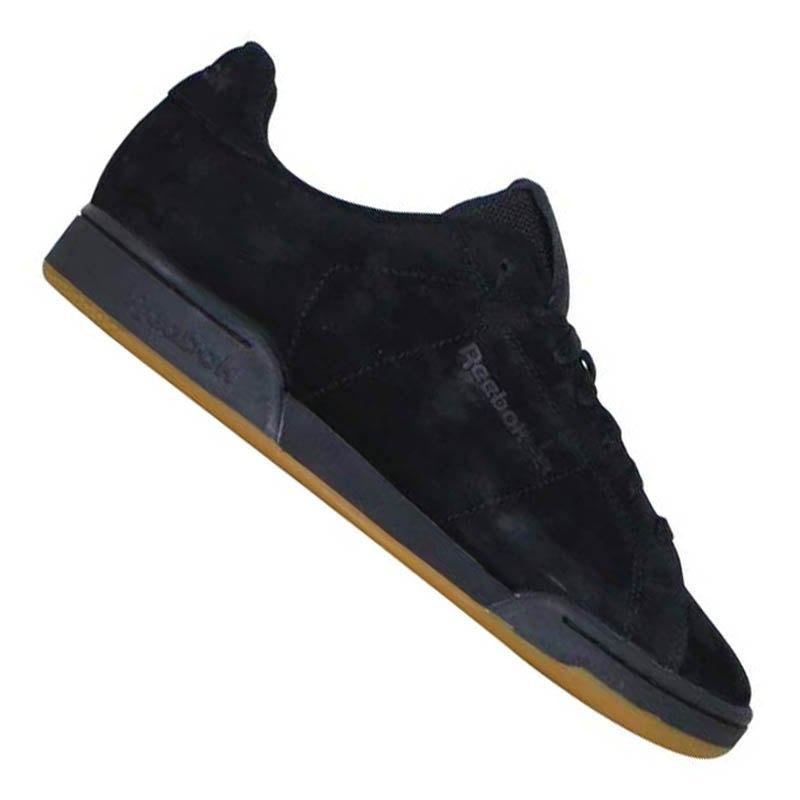 Reebok NPC II TG Sneaker Schwarz - schwarz