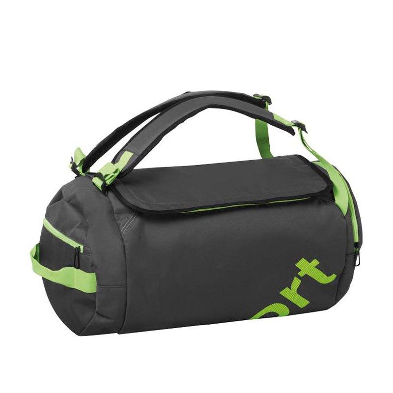 Uhlsport Cape Bag Rucksacktasche Grün F01 - schwarz