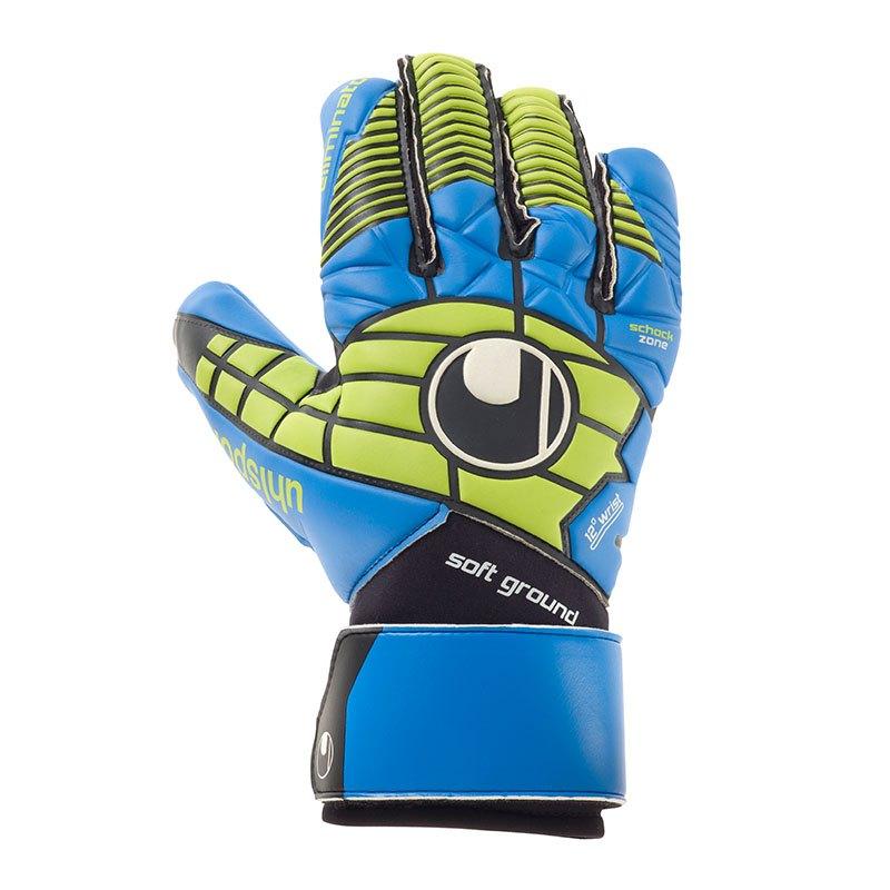 Uhlsport Eliminator Soft HN Comp TW-Handschuh F01 - schwarz