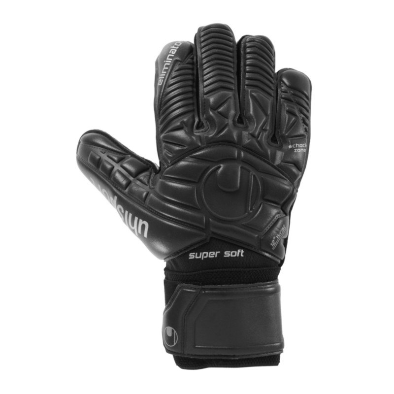 Uhlsport Eliminator Supersoft Handschuh #153 F02 - schwarz
