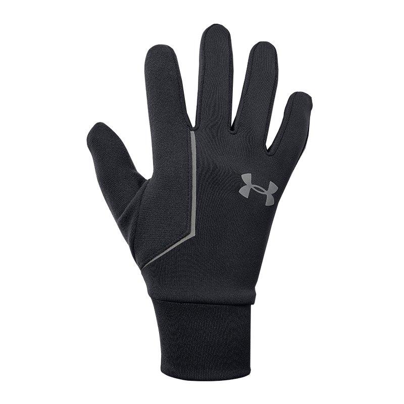 Under Armour CGI Run Liner Handschuh Running F001 - schwarz