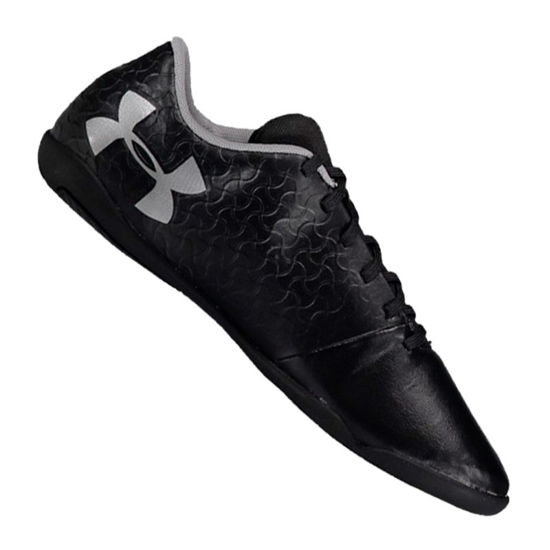 Under Armour Magnetico Select IN Kids Schwarz F001 - schwarz