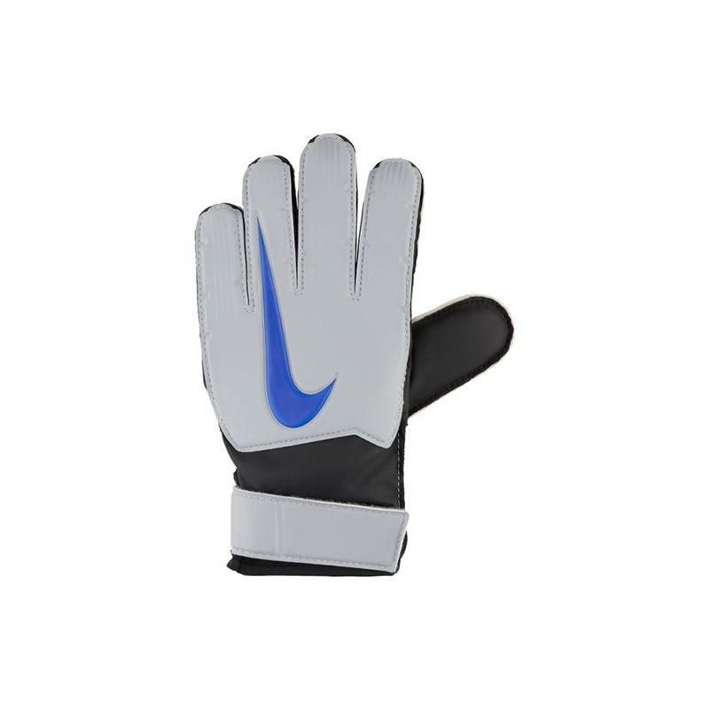 Nike Junior Match Torwarthandschuh Kids F095 - silber