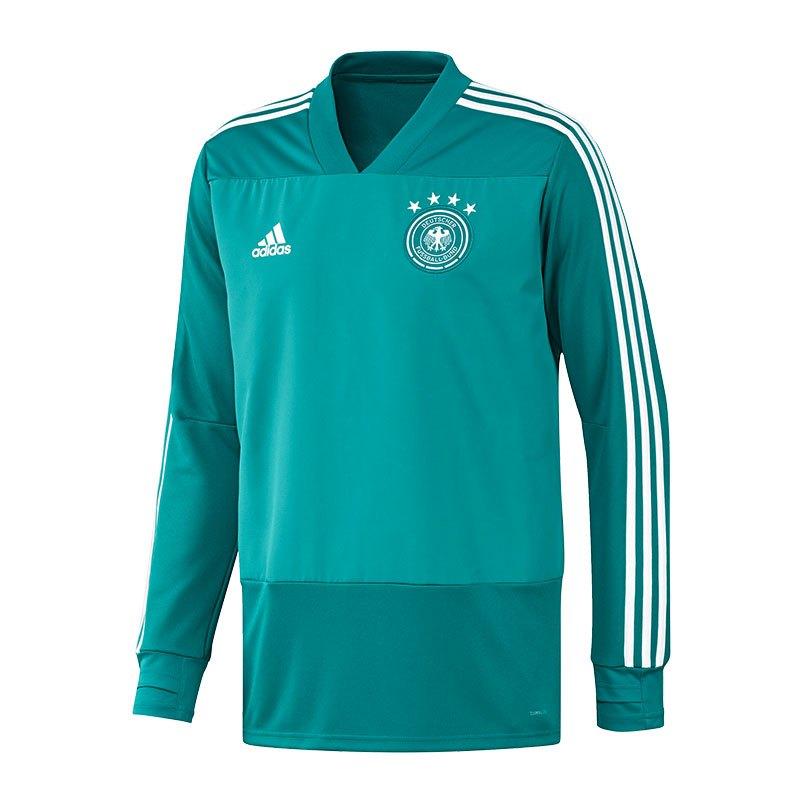 adidas DFB Deutschland Trainingstop Türkis - tuerkis