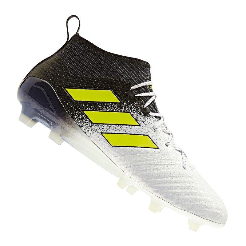 best service 6cef5 b6f33 ... usa adidas ace 17.1 primeknit fg weiss gelb schwarz weiss 1311d 72550