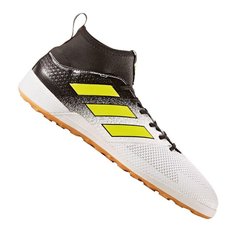 new arrival bec86 5bdfe ... gull unisportstore.no 8fa03 88535  hot adidas ace tango 17.3 in halle  weiss gelb schwarz weiss c0312 d14a5