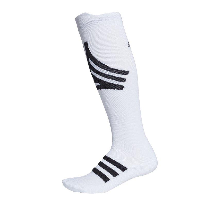 adidas Alphaskin Graphic OTC LC Socken Weiss - weiss