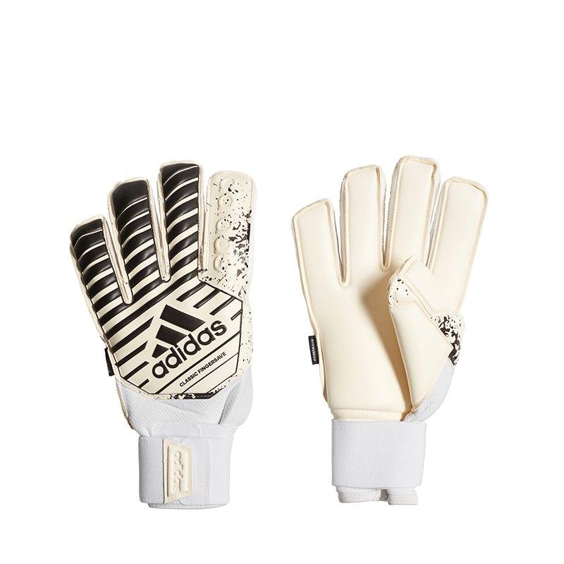 adidas Classic FS TW-Handschuh Weiss Schwarz - weiss