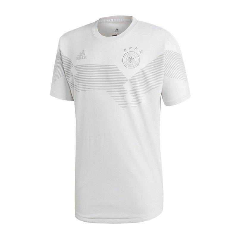 adidas DFB Deutschland Special Tee T-Shirt Weiss - weiss