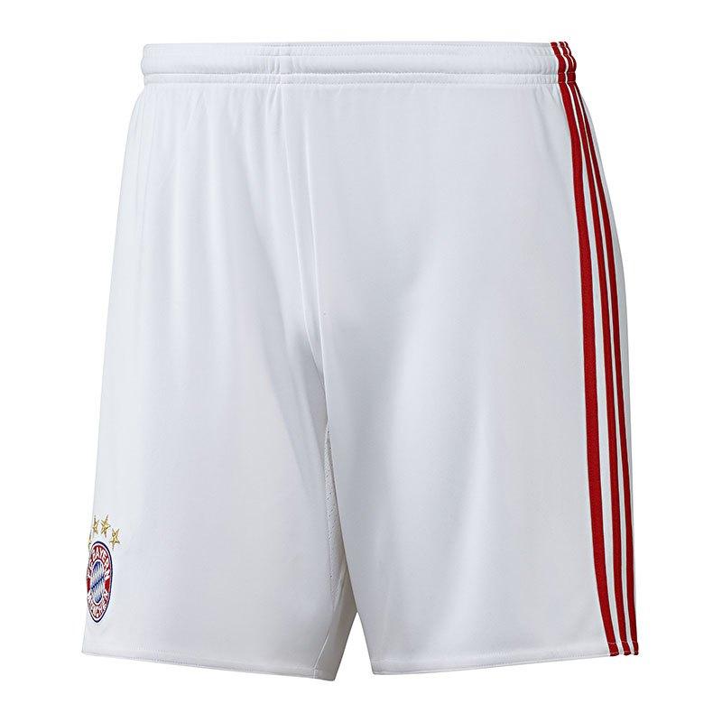 adidas FC Bayern München Short Home Kids 2016/17 - weiss