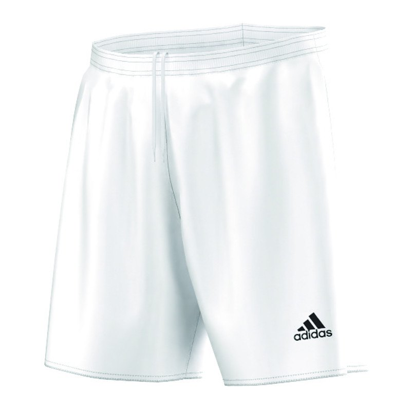 adidas Parma 16 Short ohne Innenslip Kids Weiss - weiss