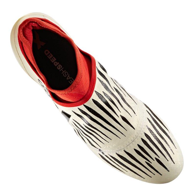 adidas x 16 purechaos fg weiss schwarz rot weiss. Black Bedroom Furniture Sets. Home Design Ideas