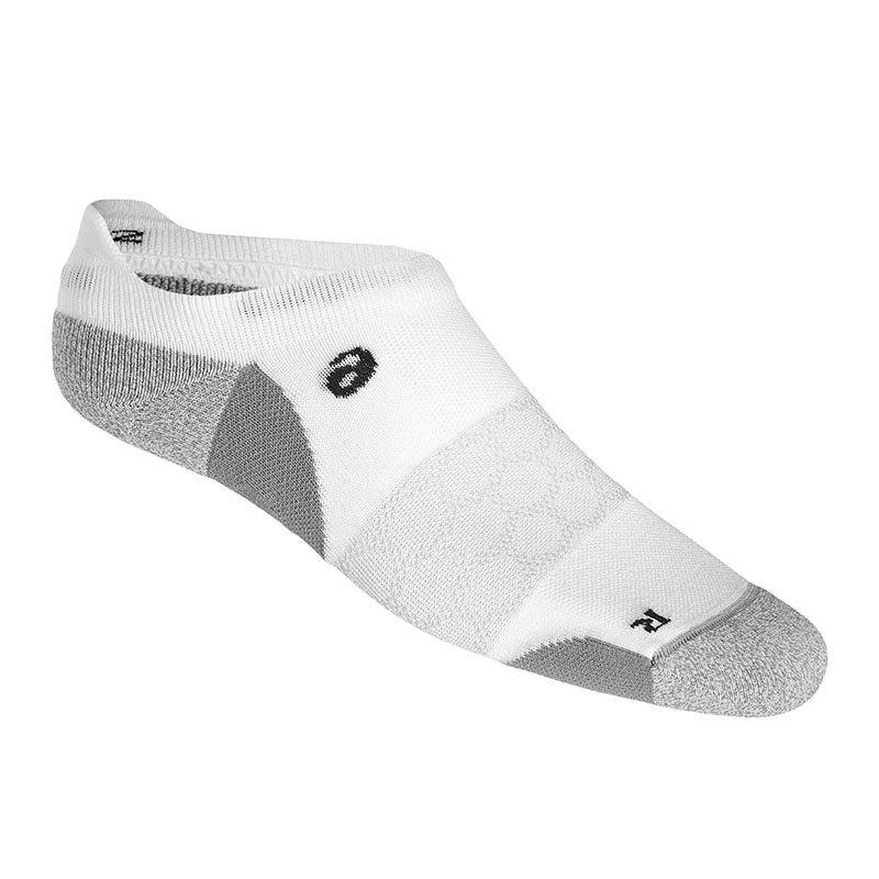 Asics Road Neutral PED Single Tab Socken Run F0001 - Weiss