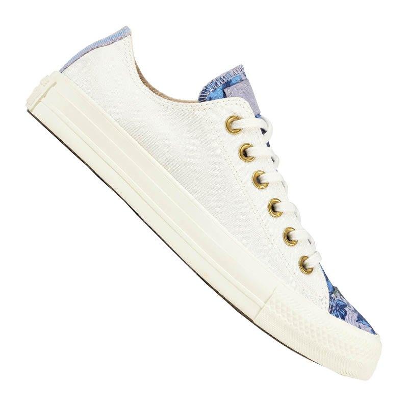 Converse Chuck Taylor AS OX Sneaker Damen F281 - weiss