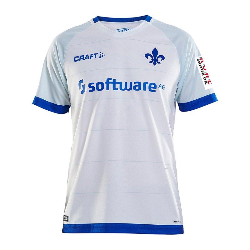Craft SV Darmstadt 98 Trikot Away 2018/2019 Weiss F777900 - weiss